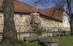 Castle Kilchberg - Exterior view (KF-Photo) Tags: 1610 ausenmauerschloss castle erker kilchberg mauerstrukturen schloss