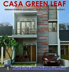 Casa Green Leaf Pondok Cabe (Property Agent) Tags: rumahmewah rumahmurah rumahmewahmurah lokasistrategis rumahdijual rumahmurah2017 rumah casa green leaf greenleaf casagreenleaf casapondokcabe pondokcabe murah mewah dijualrumah artis beli hotnews