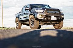 Toyota Tacoma (kendrawaters) Tags: toyota tacoma blacktop pavement truck vehicle