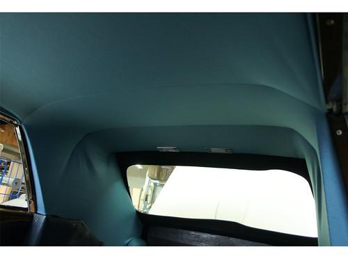 Rolls-Royce Corniche II Convertible Top Headliner