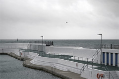 Jubilee Pool Penzance (herman van hulzen) Tags: hermanvanhulzen england uk cornwall penzance swimmingpool architecture franklatham celticsea explore