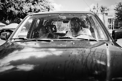 better man (张憨憨) Tags: ifttt 500px couple man male black female woman car inside summer clouds savannah gesture eyes face two people story