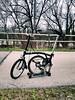 (Bibliothecarius_Optimus) Tags: brompton foldingbike