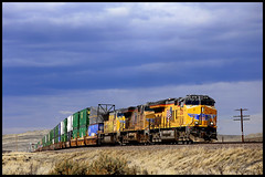 UP 2715 (golden_state_rails) Tags: up union pacific overland route laramie subdivision walcott wy wyoming