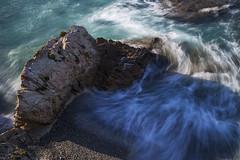 _MG_1905 (piluca2010) Tags: mar rocks sea blue azul ceuta spain artpicture