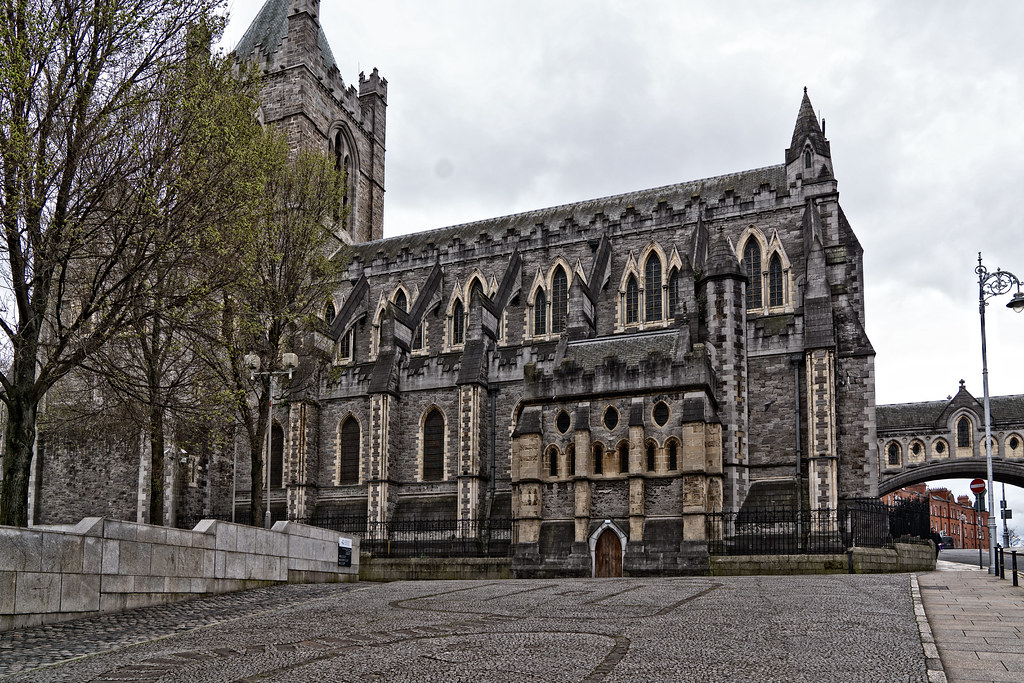 CHRIST CHURCH CATHEDRAL DUBLIN [CHURCH OF IRELAND]-126525