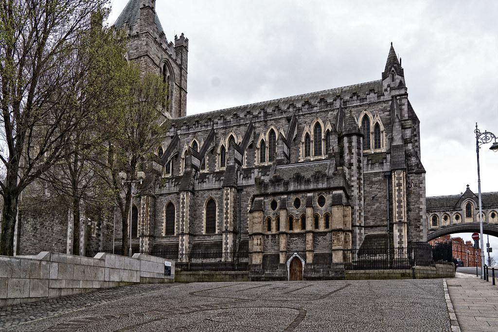 CHRIST CHURCH CATHEDRAL DUBLIN [CHURCH OF IRELAND]-126525