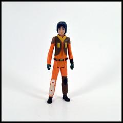 Ezra Bridger (Corey's Toybox) Tags: starwars actionfigure figure toy hasbro ezrabridger rebels cartoon