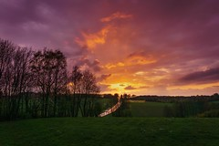 Sunset (Marcel Baldauf) Tags: settings test germany sunset 6000 alpha sony