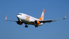GOL B-738 PR-VBF (carlosdob710) Tags: aeroparque jorge newbery buenosaires argentina gol boeing 737 738 800 aircraft aep airplane airport