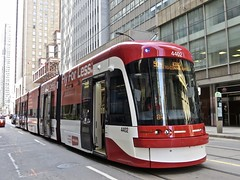 Toronto Transit Commission 4402 (YT | transport photography) Tags: ttc toronto transit commission bombardier flexity outlook streetcar