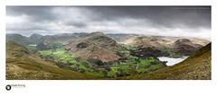 slp17-6030-Pano (andypage7) Tags: britain cumbria england lakedistrict northwestengland uk unitedkingdom clouds cloudy countryside fells hills hillside leisure mountains outdoor rugged