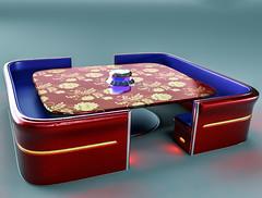 BenchD3f (Ke7dbx) Tags: design publicspaces productdesign industrialdesign furniture interiordesign 3d cg cgi modo art concept conceptart