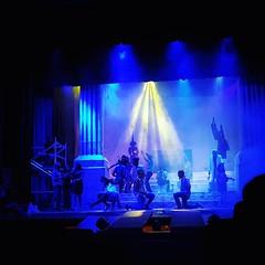 Jesus Christ Superstar: The Musical #day106 #LentenSeason #Lategram #Easter. (c) Marlene C. Francia 2017. . . . . . . .  .  . . . . .  #HolyWeek #Nairobi #KenyaNationalTheater #JesusChristSuperstar
