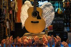 Worship (aistora) Tags: lighting street light musician