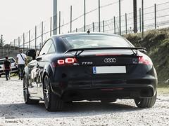 Audi TT RS Coupe S-Tronic (8J) '12 (GonzaloFG) Tags: detail slr ford chevrolet car skyline honda spain italia nissan ferrari camaro mclaren enzo bmw gto jaguar mustang m3 ducati audi lamborghini rs m6 m5 challenge avant rs2 spotting s2000 e30 nsx gallardo amg drifting rs4 typer gtr trackday murcielago etype quattro gt40 f40 r8 f12 rs6 f50 nismo e46 r34 e36 berlinetta superleggera 458 899 m3csl desmosedici panigale ftype 275gtb rs3 e92 circuitodeljarama ttrs stralade m235i