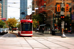 TTC 4403 (giltay) Tags: street ttc streetcar spadinaavenue 4403 510spadina clrv spadinastreetcar flexityoutlook lflrv lensbabyspark lensbabyglassdoubletoptic