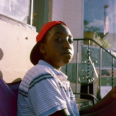 (patrickjoust) Tags: street city portrait urban usa color 120 6x6 tlr film analog america square lens person us reflex md focus mechanical united north patrick twin maryland slide baltimore chrome medium format states manual expired 80 joust e6 hampden discontinued estados reversal filmphotography unidos kodakektachromee200 originalphotography mamiyac330s autaut sekor80mmf28 patrickjoust photographersontumblr