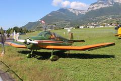 Jodel D119 F-PHQK (alex73s https://www.facebook.com/CaptureOfAlex?pnr) Tags: french chambery franais avion tourisme aerodrome jodel tagazou d119 monomoteur fphqk