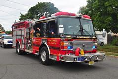 Slackwood Volunteer Fire Company Rescue 21 (Triborough) Tags: rescue newjersey hamilton nj engine alf firetruck fireengine sfc mercercounty americanlafrance svfc hamiltontownship rescue21 slackwoodvolunteerfirecompany