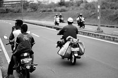 28 (Garry Andrew Lotulung) Tags: street portrait bw monochrome canon children indonesia cow blackwhite child muslim islam religion goat oldman human kambing adha humaninterest sapi tangerang idul eidmubarak iduladha canon7d