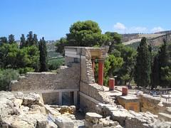 La Crte (Grce) (zoane) Tags: greece grce knossos cnossos kriti crte minotaure sitearchologique roiminos citminoenne