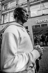 Passing by (maaniemi) Tags: amsterdam holland netherlands hollanti syksy autumn maaniemi tero street katukuva photo decisive moment määräävä hetki