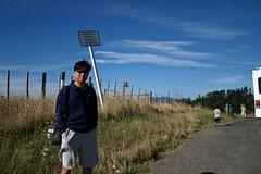 P1277986 e (dam.dong) Tags: travel camping newzealand myself olympus coromandel campervan e500