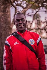 Football coach | Kenya (ReinierVanOorsouw) Tags: kenya health wash kenia hygiene ngo sanitation kakamega kenyai kisumu beyondborders gezondheid qunia  simavi   beyondbordersmedia beyondbordersutrecht sanitatie ngoproject
