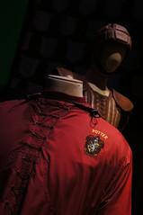 Harry Potter - Quidditch uniform (bwin) Tags: harrypotter wbstudiotour vogonpoetry harrypotterstudiotour