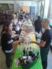 """14.09.22 in continuità con la 9° giornata del creato in collaborazione con Legambiente Puliamo il Mondo  catering vegano in Oratorio San.Cri • <a style=""""font-size:0.8em;"""" href=""""http://www.flickr.com/photos/82334474@N06/15281857600/"""" target=""""_blank"""">View on Flickr</a>"""