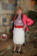 new102177-IMG_9065t (Misscherieamor) Tags: tv feminine cd tgirl transgender mature sissy tranny transvestite crossdress ts gurl tg travestis travesti travestie m2f laceskirt xdresser tgurl sheerblouse