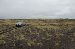 Testing Road (@u.s.e.f.u.l.i.d.i.o.t) Tags: voyage travel nature car iceland nikon nissan 4x4 wilderness suv islande noob d5100 kashkai
