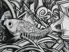 My city (Bicyman) Tags: graffiti tunnel tunel mycity
