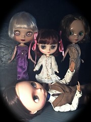 Blythe-a-Day October#10: A Haunting: The Prince of Wales & Some of His Ghosts