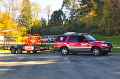 Sussex Fire Department Chief 610 (Triborough) Tags: ford expedition newjersey chief nj newton sussexcounty sussexfiredepartment chiefscar chief610