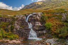Glencoe (sean@bradford) Tags: water scotland waterfall scottish glencoe reddeer glenetive scottishhighlands buachailleetivemòr ballaculish blackrockcottage glencoelochan thepapofglencoe scotishhighlands dalness lochachtriochtan