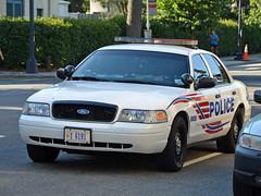 MP DC 8605 (Emergency_Vehicles) Tags: ford dc washington metro police victoria crown cruiser metropolitan mpd 8605