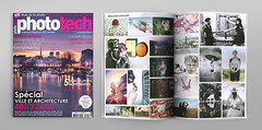 Parution presse : Phototech n34 (Octobre/Novembre 2014) (LEVARWEST) Tags: portrait magazine presse phototech parution levarwest