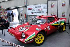 Lancia Stratos Gr.IV (tautaudu02) Tags: auto cars festival automobile 4 moto motor gr avignon iv groupe coches lancia voitures stratos 2014