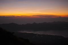 Mount Batur 1 (Giuseppe Semeraro) Tags: bali sunshine sunrise indonesia volcano nikon august agosto vulcano batur gms 2014 gunungbatur d5000 nikond5000