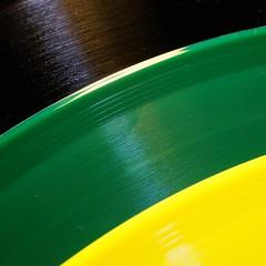 Reggae Records (Ben Wightman) Tags: music macromondays