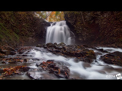W e e k s O f R a i n (AnthonyGinmanPhotography) Tags: longexposure autumn japan flow waterfall olympus gunmaprefecture leefilters olympuse30 asamaotaki olympus1122mmf28