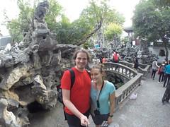 Photo de 14h - Le jardin de la Forêt du Lion (Suzhou) - 20.10.2014
