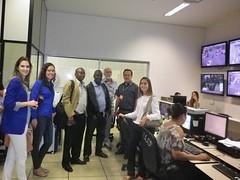 Representantes do governo queniano conhecem o Move (Prefeitura de Belo Horizonte) Tags: urbana belohorizonte bh pbh quênia brtmovetrânsitomobilidade