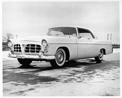 1956 Chrysler 300B (Railroad Jack) Tags: