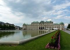 Viena, Palacio Belvedere (celicom) Tags: austria museo viena palaciobelvedere museodeartebarrocoaustríaco museodeartemedievalaustríaco