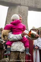 [2014-09-23@06.56.05a] (Untempered Photography) Tags: family monument girl landscape ancient child crowd ceremony stonehenge gathering ritual mabon salisburyplain neolithic stonecircle englishheritage canonef50mmf14 paganceremony untemperedeye canoneos5dmkiii untemperedeyephotography stonehengeautumnequinox2014