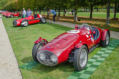 1949 Osca-Maserati MT 4 «Siluro» (el.guy08_11) Tags: france voiture collection 1949 chantilly osca picardie