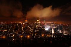 New York from the Rockefeller